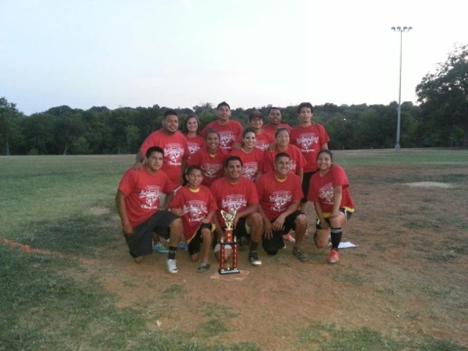 Kickball-Team
